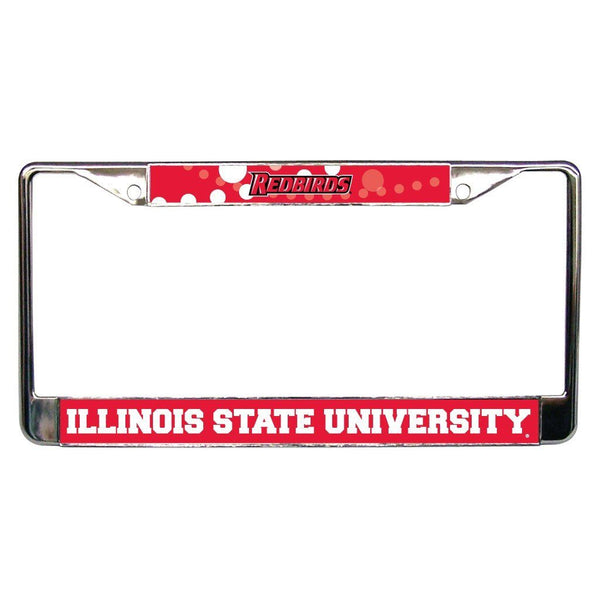 Illinois State University License Plate Frame