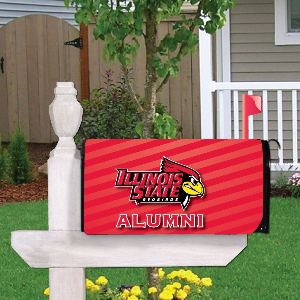 Illinois State Magnetic Mailbox Cover (Design 1)