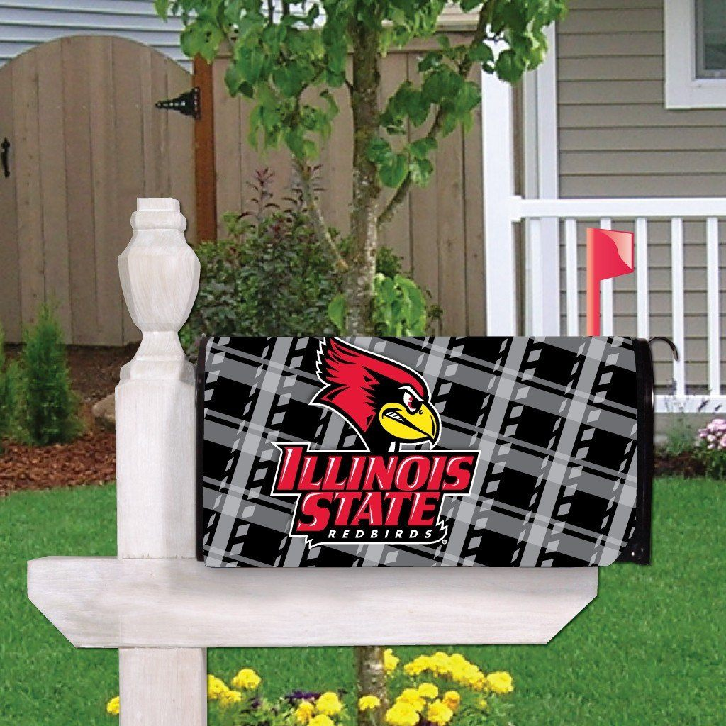 Illinois State Magnetic Mailbox Cover (Design 2)