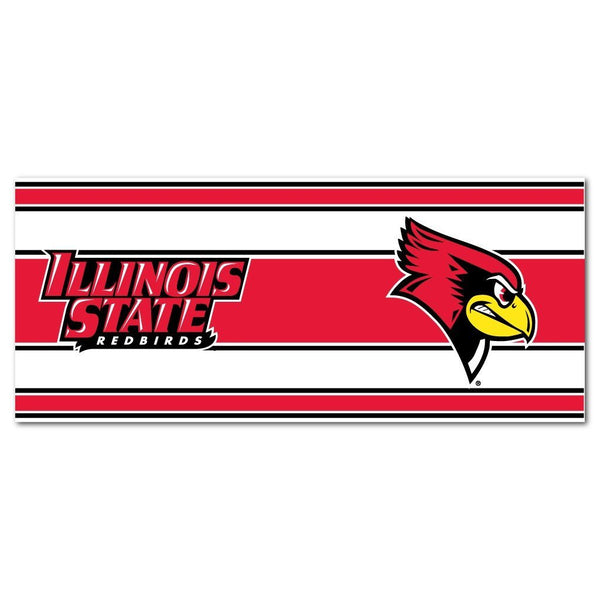 Illinois State University Red Stripe 15oz Coffee Mug