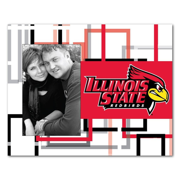 Illinois State University Square Pattern Picture Frame