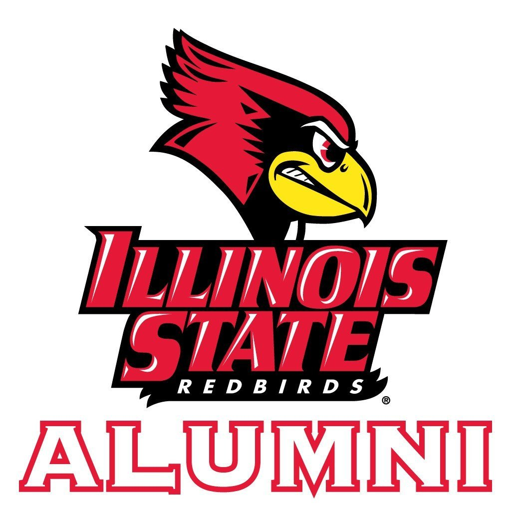 "Illinois State University Alumni Rally Towel "" Set of 3"