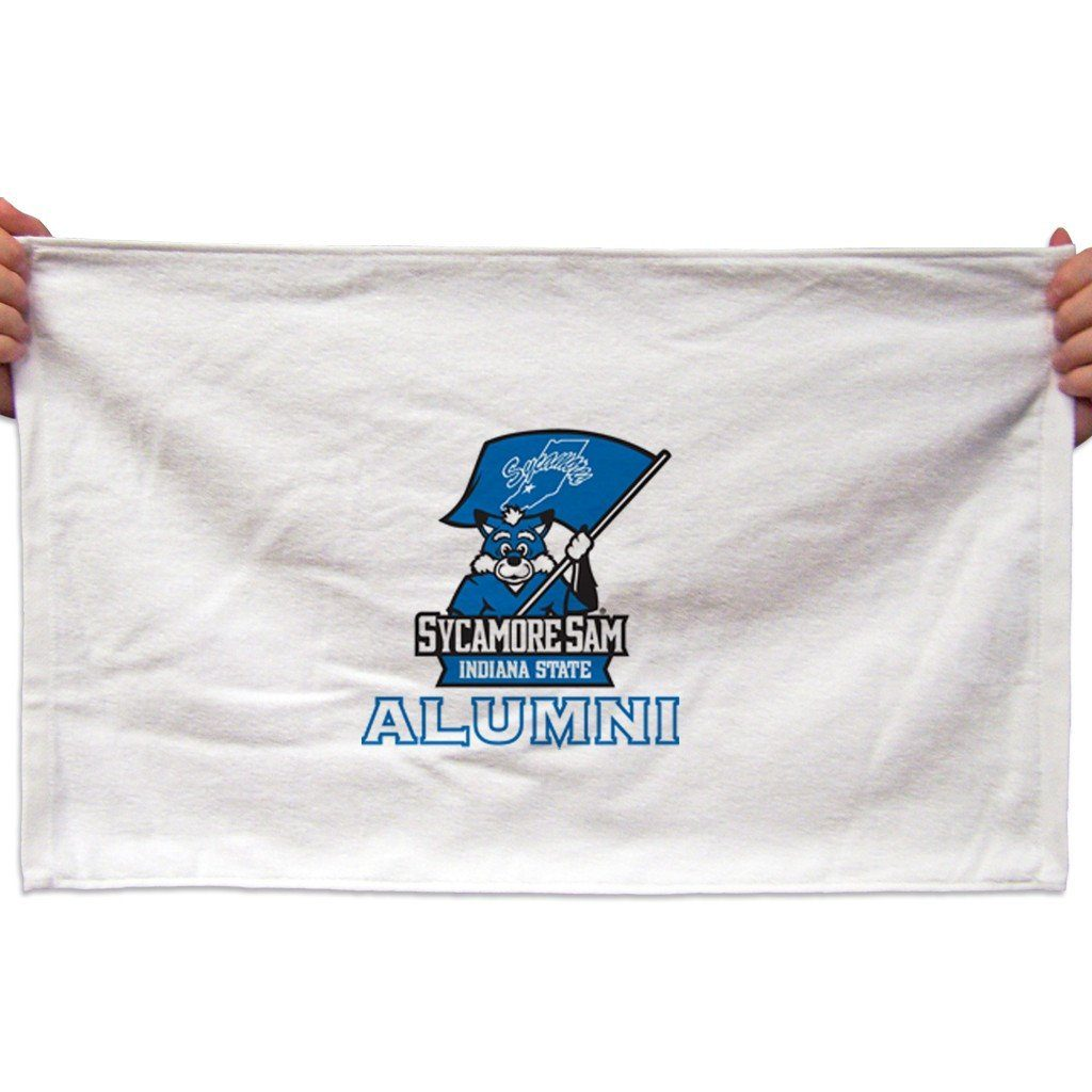 Indiana State University Rally Towel (Set of 3) - Alumni