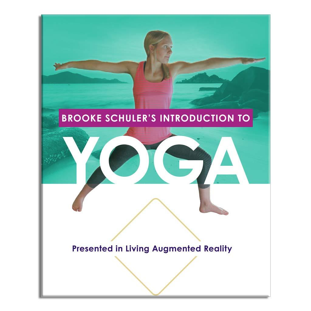 Introduction to Yoga Augmented Reality Yoga Book