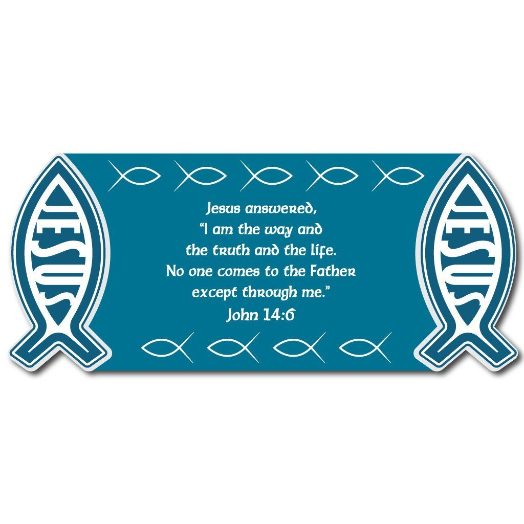 John 14:6 Religious 15oz Coffee Mug