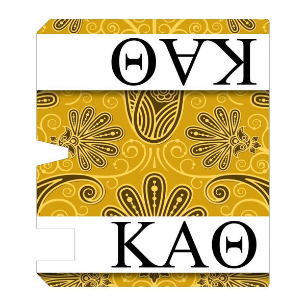 Kappa Alpha Theta Magnetic Mailbox Cover - Design 4