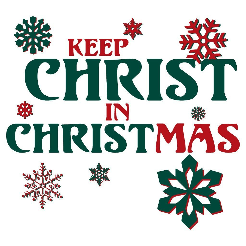 Keep Christ In Christmas Images