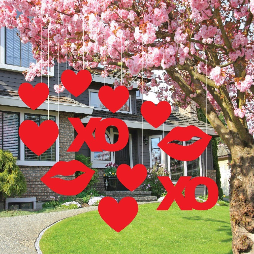 Yard Decorations For Every Season Valentine S Day