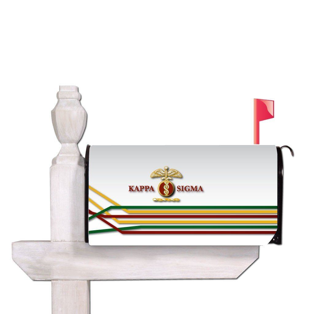 Kappa Sigma Magnetic Mailbox Cover - Design 2