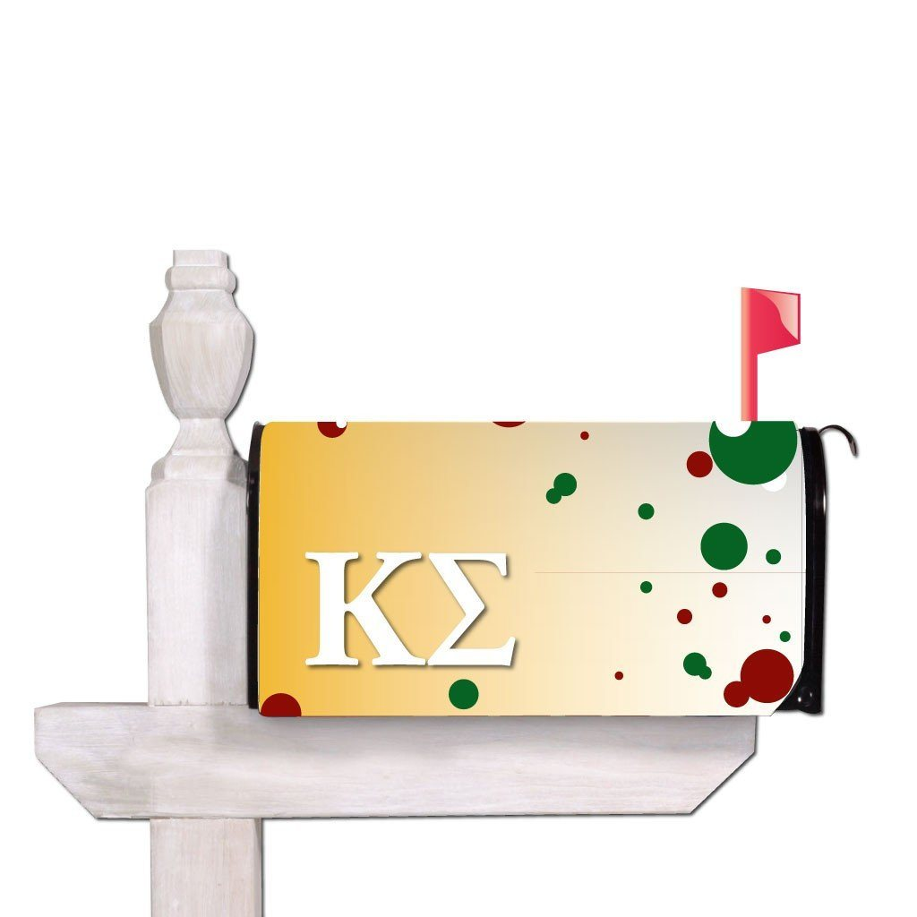 Kappa Sigma Magnetic Mailbox Cover - Design 3