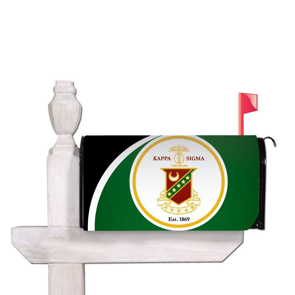 Kappa Sigma Magnetic Mailbox Cover - Design 4