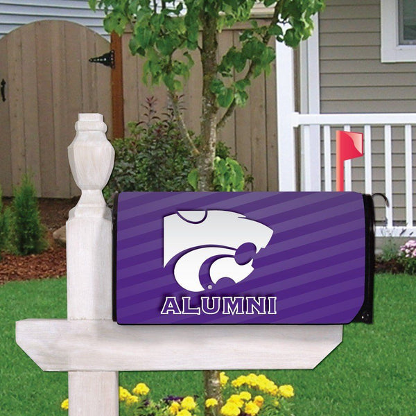 Kansas State Magnetic Mailbox Cover (Design 1)