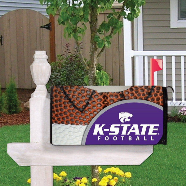 Kansas State Magnetic Mailbox Cover (Design 5)