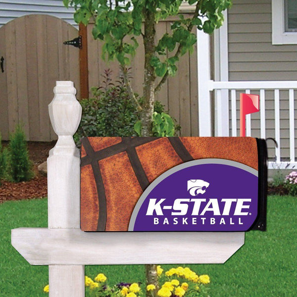 Kansas State Magnetic Mailbox Cover (Design 6)