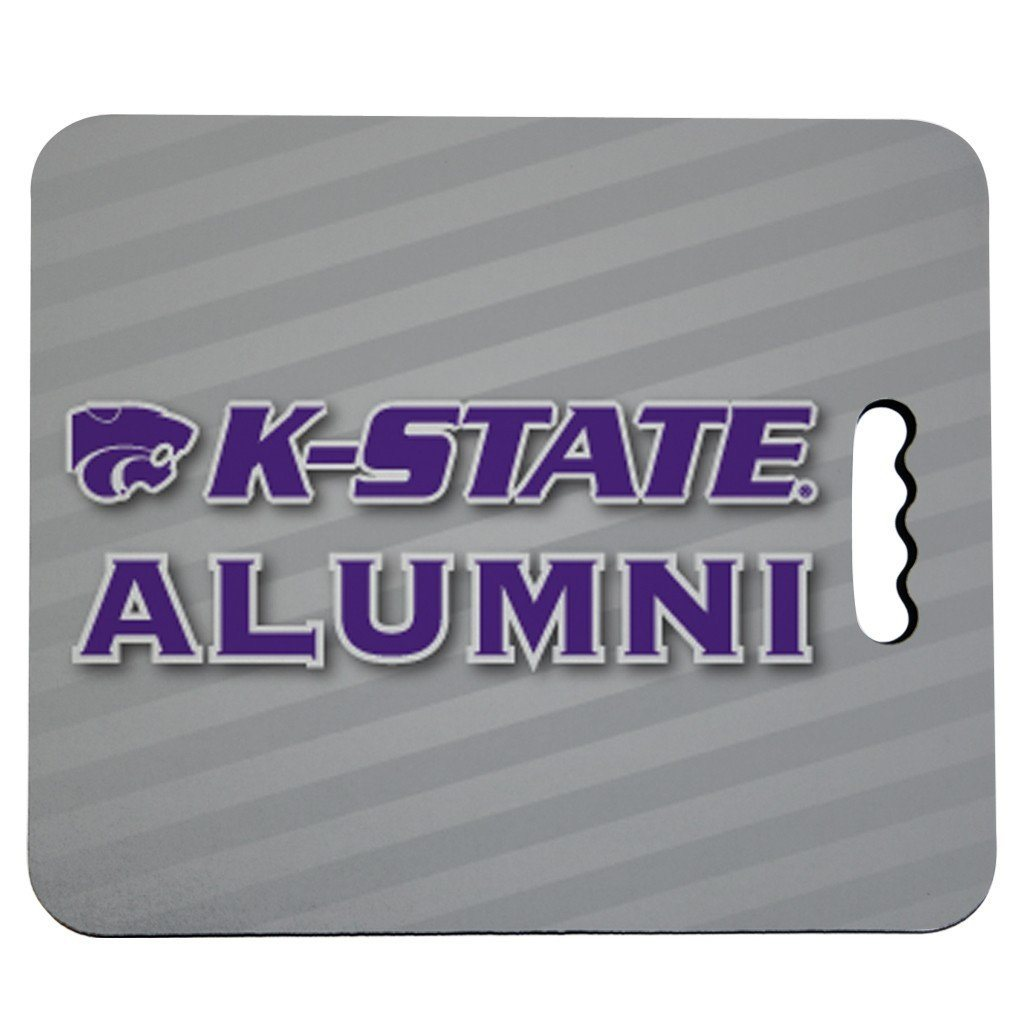 Kansas State University Stadium Seat Cushion - Alumni Design
