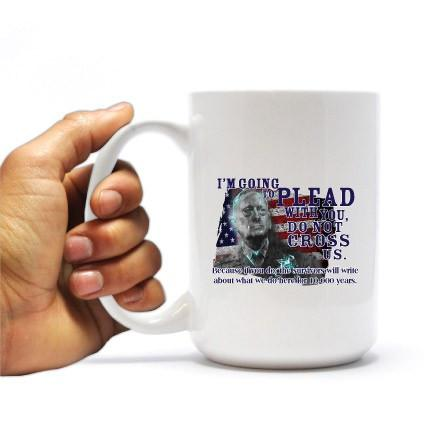 General Mad Dog Mattis Coffee Mug