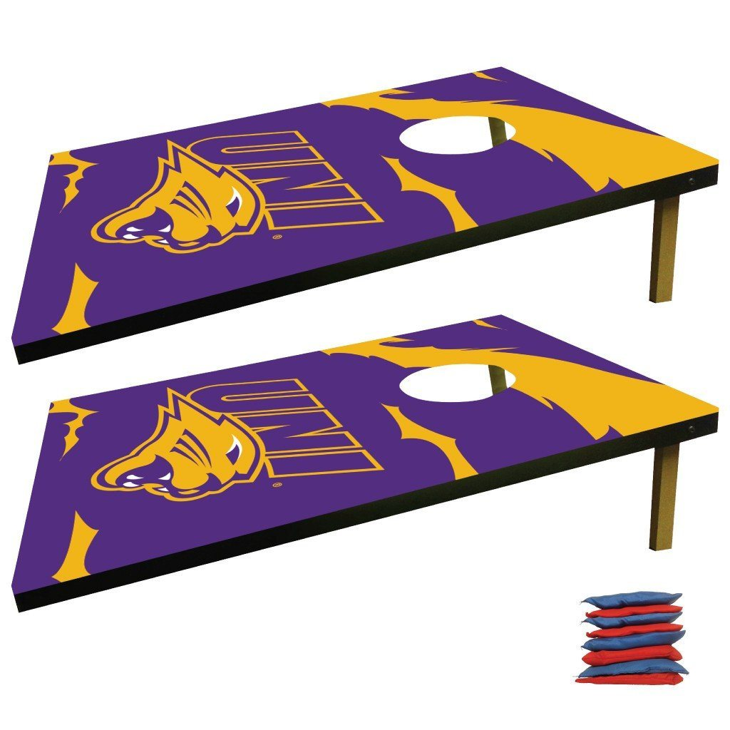 University of Northern Iowa Bag Toss Game (Design 1)