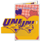 University of Northern Iowa greeting card
