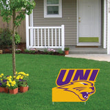University of Northern Iowa yard sign