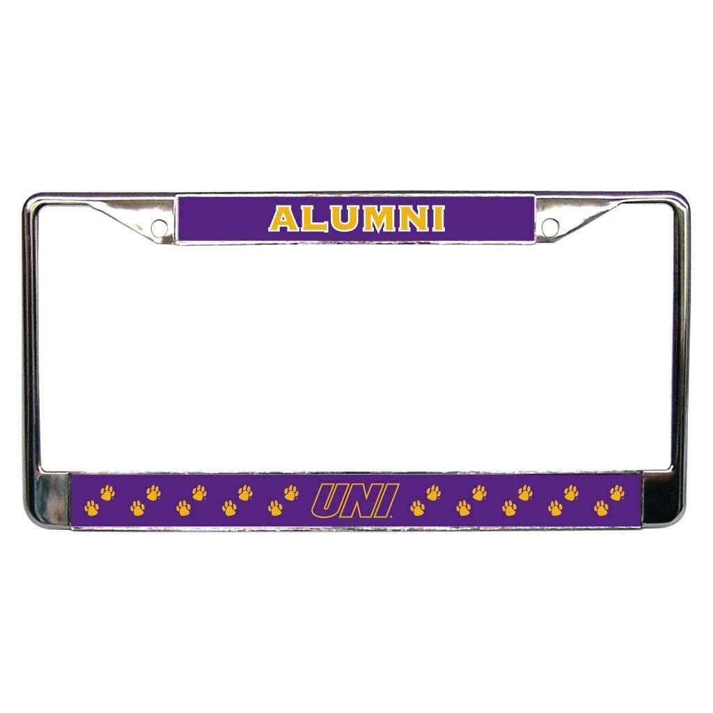 University of Northern Iowa - License Plate Frame - Alumni