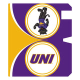 University of Northern Iowa Magnetic Mailbox Cover - Circle Design