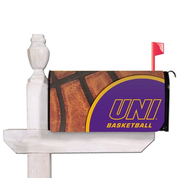 University of Northern Iowa Magnetic Mailbox Cover - Basketball