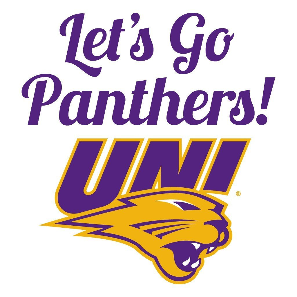 University of Northern Iowa Rally Towel (Set of 3) - Let's Go