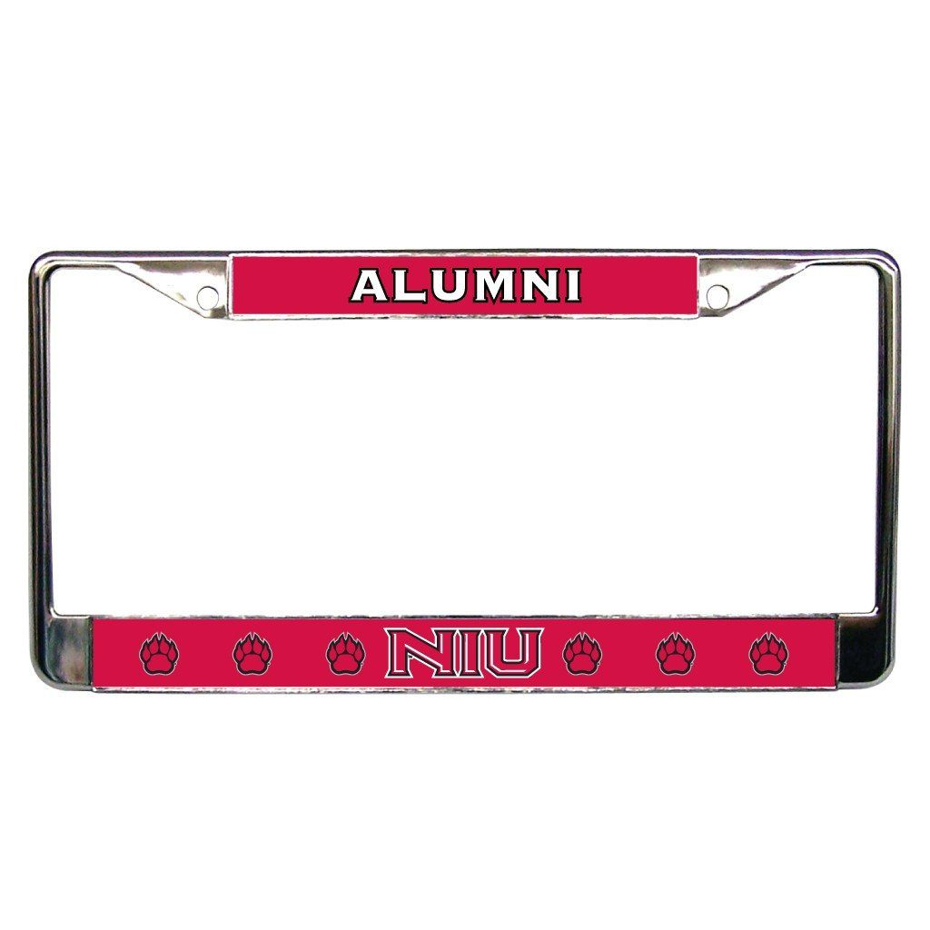 Northern Illinois University Alumni License Plate Frame FREE SHIPPING
