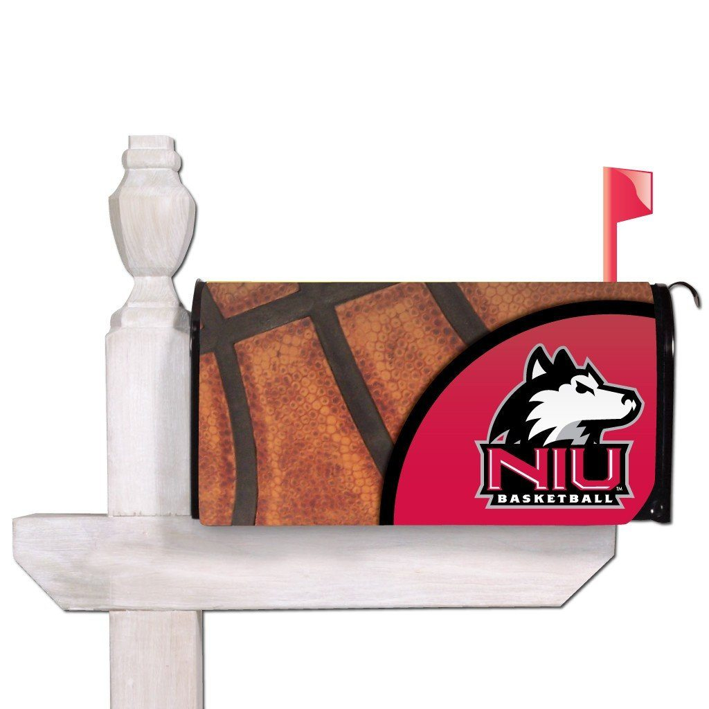 Northern Illinois University Magnetic Mailbox Cover - Basketball