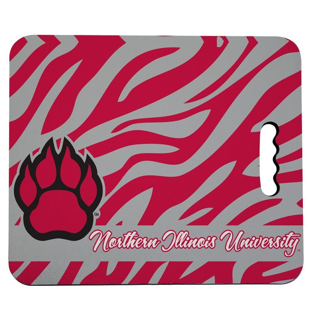 Northern Illinois University Stadium Seat Cushion - Zebra Stripes