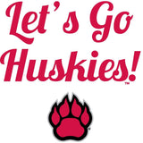 Northern Illinois University Rally Towel (Set of 3) - Let's Go Huskies