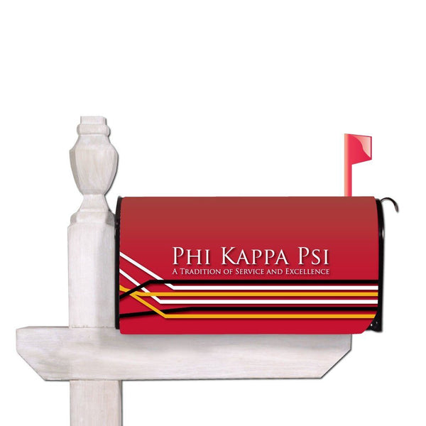 Phi Kappa Psi Magnetic Mailbox Cover - Design 2