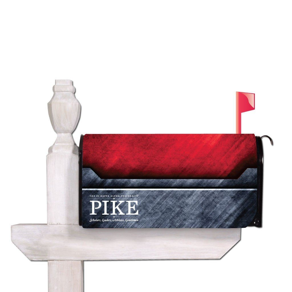 Pi Kappa Alpha Magnetic Mailbox Cover - Design 1