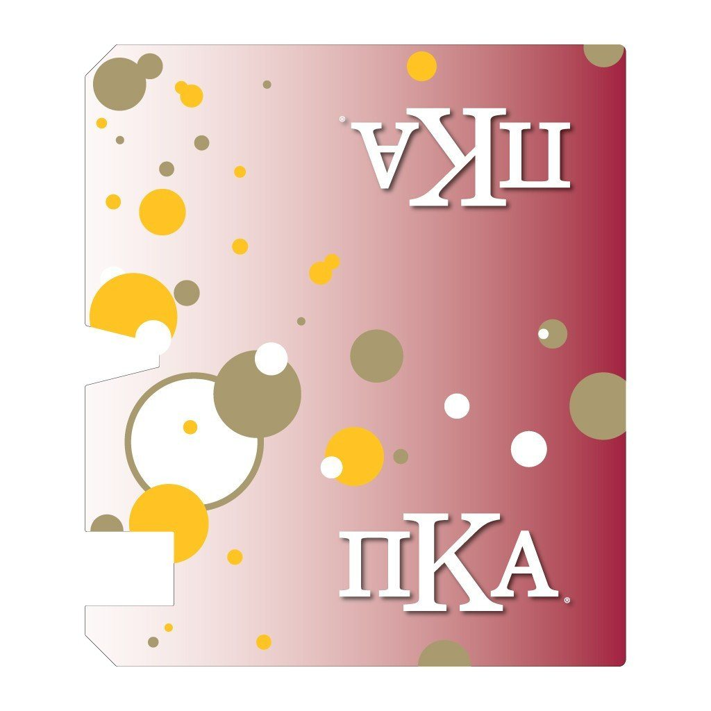 Pi Kappa Alpha Magnetic Mailbox Cover - Design 3