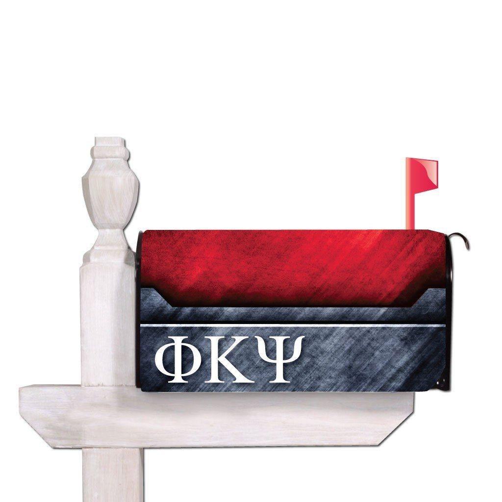 Phi Kappa Psi Magnetic Mailbox Cover - Design 1