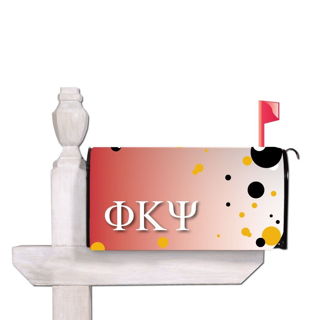 Phi Kappa Psi Magnetic Mailbox Cover - Design 3