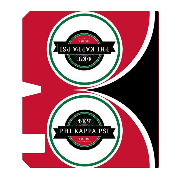 Phi Kappa Psi Magnetic Mailbox Cover - Design 4