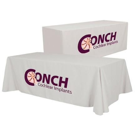 Quick Ship 8' Convertible Table Throw