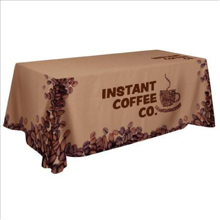 Quick Ship Dye-Sublimated Standard Table Throws