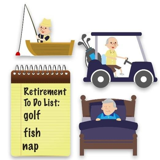 Retirement Yard Decoration - Retirement To Do Decoration - FREE SHIPPING