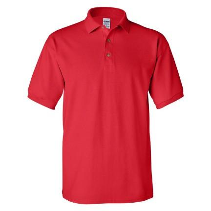 Custom Embroidered Pique Polo Shirts