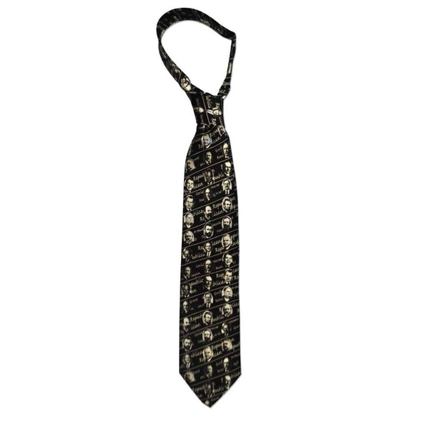 Republican Presidents Silk Tie