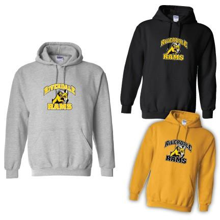 Riverdale Rams Hooded Sweatshirt