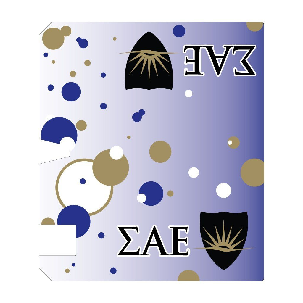 Sigma Alpha Epsilon Magnetic Mailbox Cover - Design 3