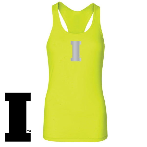 University of Iowa Block I Womens SafetyRunner Reflective Performance