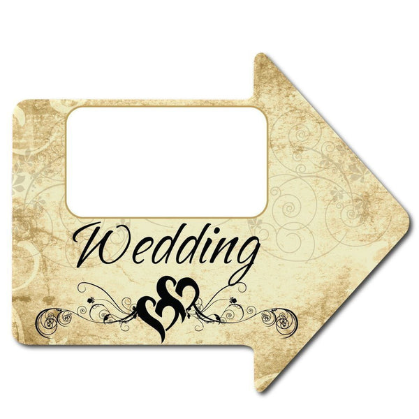 A 2D template for weddings