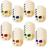 Halloween Skull Lawn Decorations Set of 36