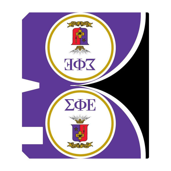 Sigma Phi Epsilon Magnetic Mailbox Cover - Design 4
