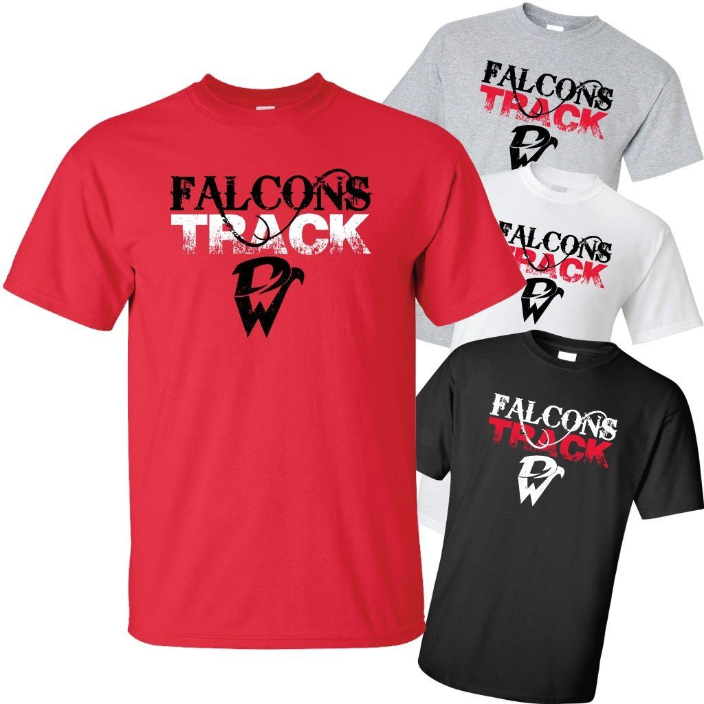 WHS Track T-Shirt