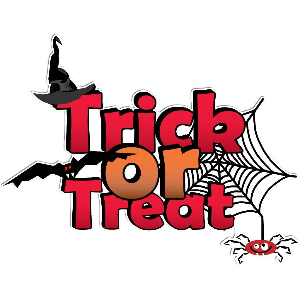 "Halloween Yard Decoration ""Trick or Treat"" with Tricks and Treats! FREE SHIPPING"